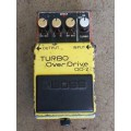 Pedal Boss Turbo Overdrive Od-2 – Made In Japan