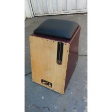 Cajon Fsa Confort Eletrico C/ Captação Dupla + Bag (PROMOÇÃO)