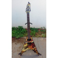 Guitarra Dean V Dave Mustaine End Game + bag