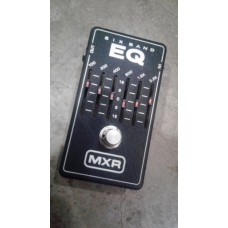 Pedal MXR Six Band EQ Dunlop – Semi-Novo