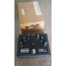 Pedal MXR M120 Auto Q Wah Envelope Filter – Boutique - Made In USA
