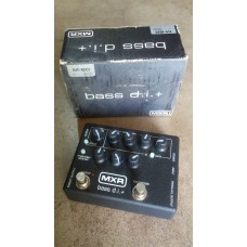 Pedal MXR M80 Bass D.i. Distortion – Semi-Novo