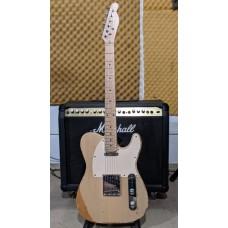 Guitarra Vintage V62 Icon Ash Blonde Customizada – Trocas (Promoção)