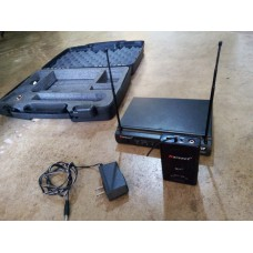 Transmissor Sem Fio Karsect Kru301 UHF